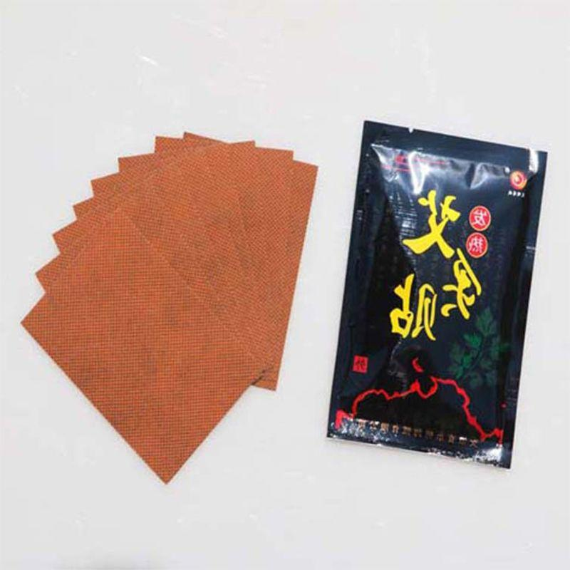 8Pcs/Set Self Moxibustion Patch for Back Herb Health Care