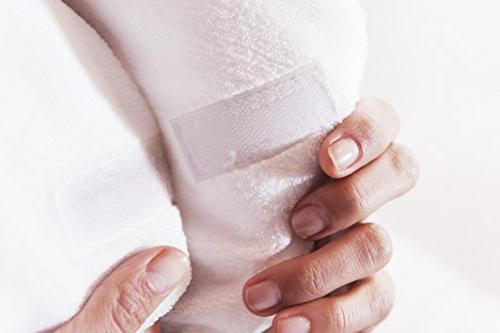 Dr. Bob's - Wrap Heating Pad - Doctor for Heat Relief U.L. 2 hr. auto moist/dry luxurious machine washable cover