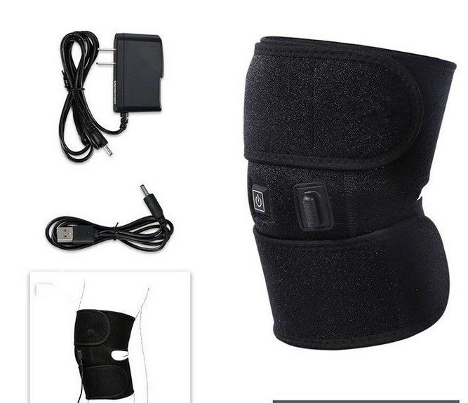 US Fast Knee Wrap/ Electric Therapeutic Heating
