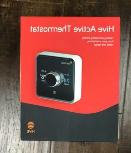 active thermostat smart heating and cooling from