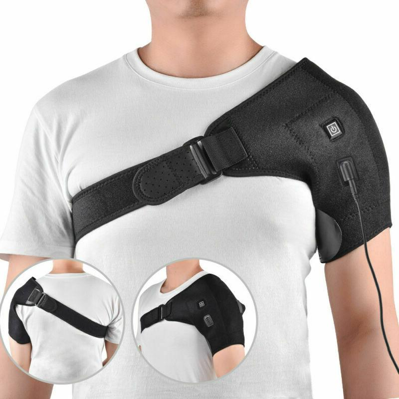 Adjustable Heated Wrap Heating Support Brace