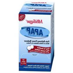 Medique APAP Pain Relief Regular Strength Caplets 3 Boxes  M