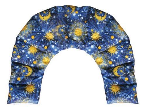 Nature's Aromatherapy Shoulder Wrap Celestial Indigo