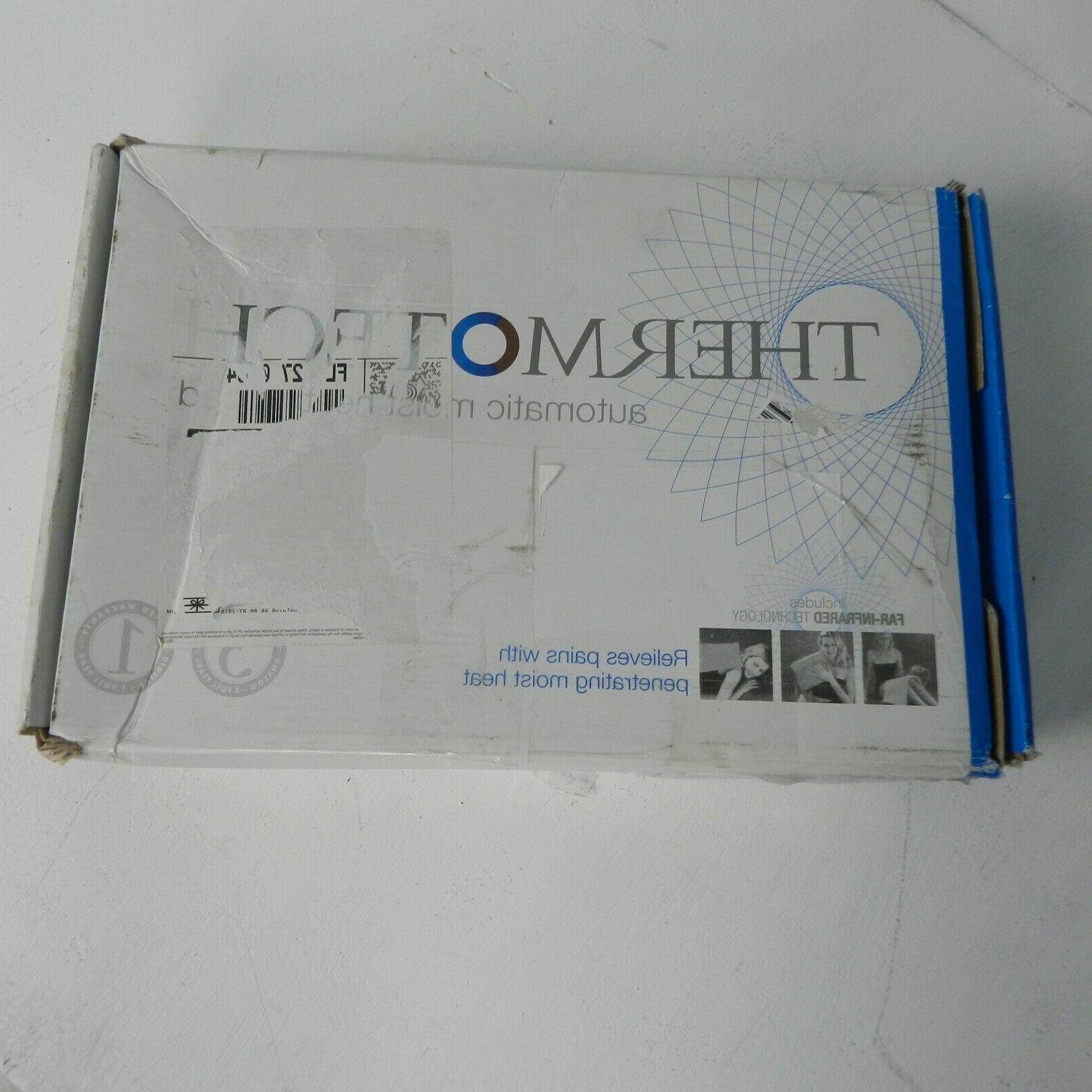 automatic moist heating pad nib