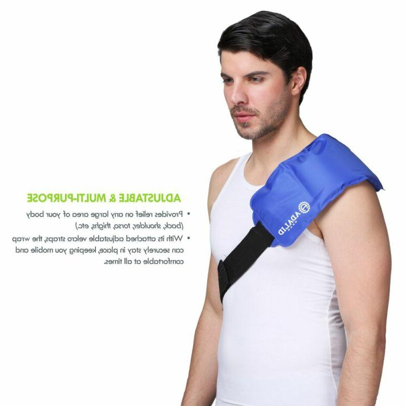 Back Wrap for Cold Pain on You