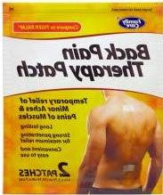 Back Pain Therapy Patch