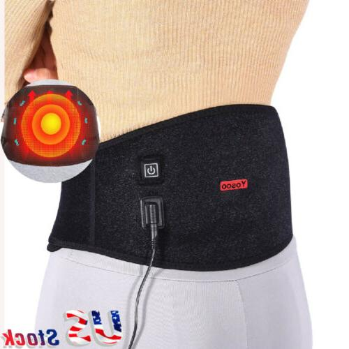 Yosoo Support Belt Waist Pad Brace Pain