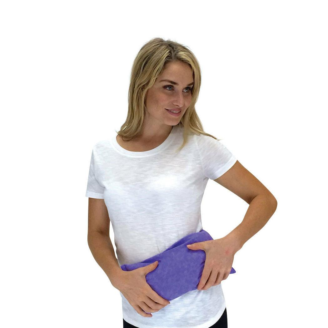 basic herbal heating pad natural relief hot
