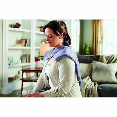 Brand New Sunbeam Xl Renue Therapy Wrap, Lavender