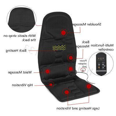 Car Cushion Lumbar Pad Massager 12V