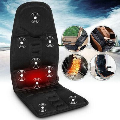 Car Cushion Back Lumbar 12V