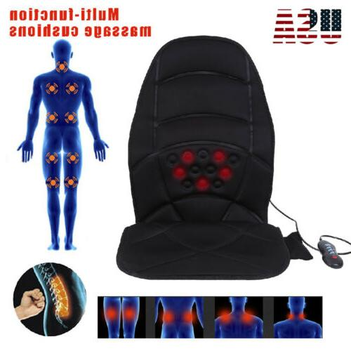 Car Back Pain Lumbar Neck Massager