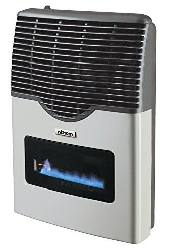 direct vent propane wall heater