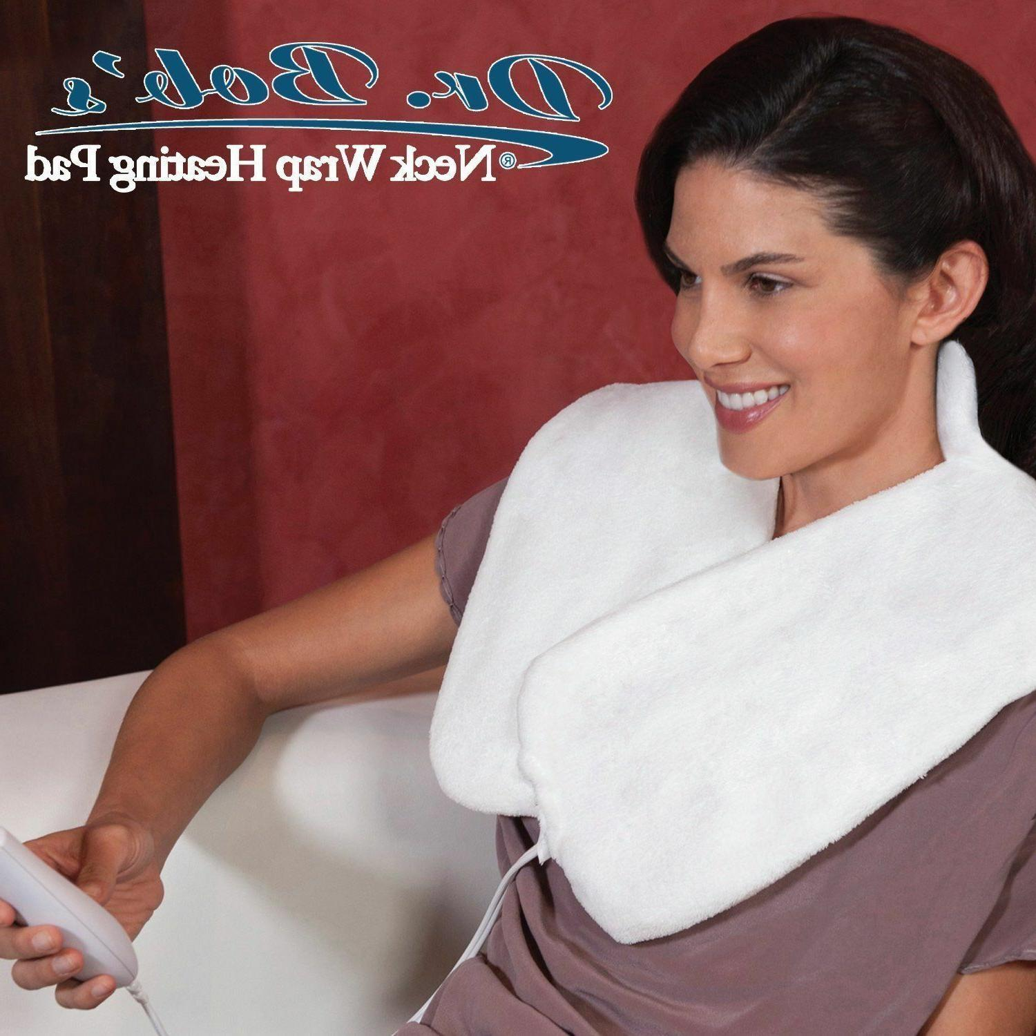 Dr. Bob's Neck Heating Pad Doctor for