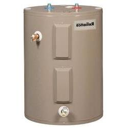 Reliance Water Heater Electric 28 gal. 31.25 in. H x 24 in.