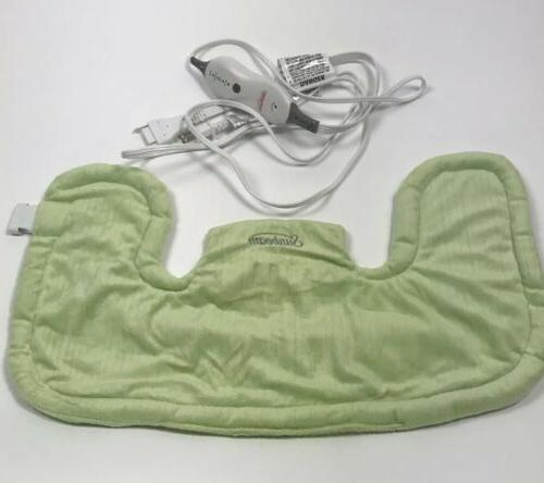 electric heat therapy wrap neck back