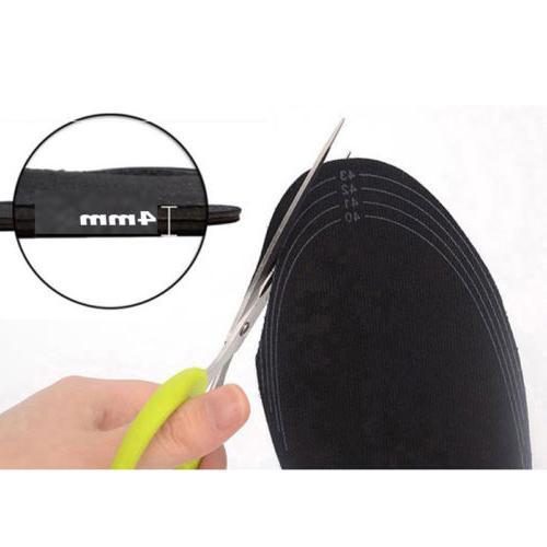Electric Heated Shoe Warm Feet Heater USB Winter Pads