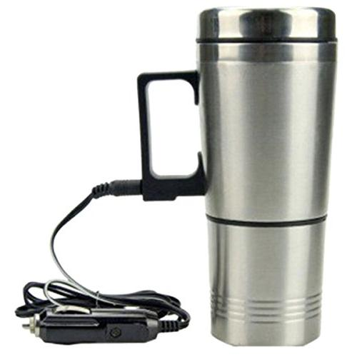 electric heated stainless steel kettle
