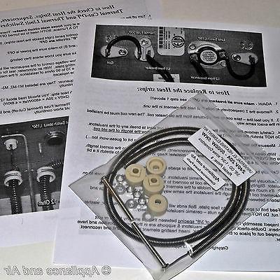 Electric Heating Element Kit Restring Hvac Part Furnace