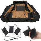 Electric Heating Pad Cloth Thermal Vest Heat Jacket Outdoor