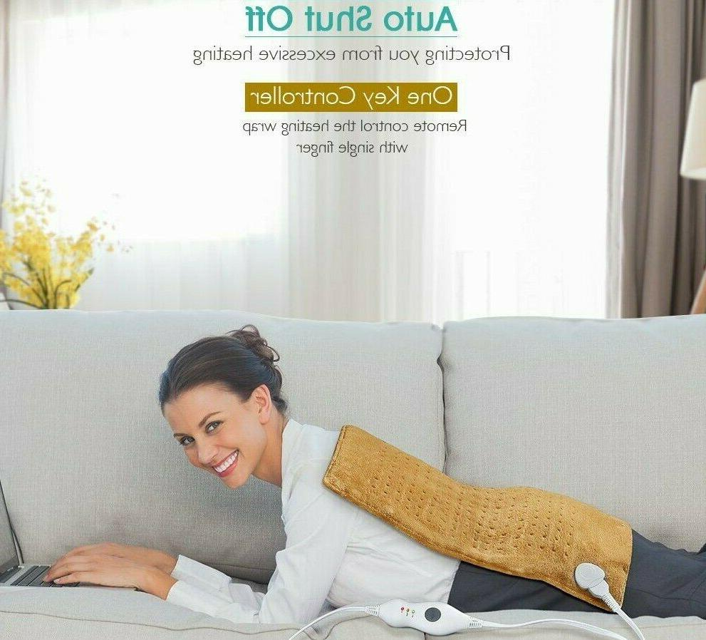 ELECTRIC HEATING LARGE MENSTRUAL PAIN THERAPY MOIST HEAT