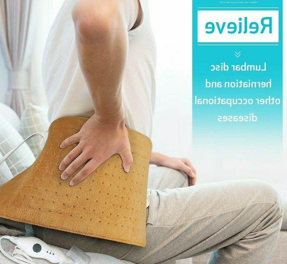 ELECTRIC HEATING LARGE MENSTRUAL THERAPY MOIST PADS