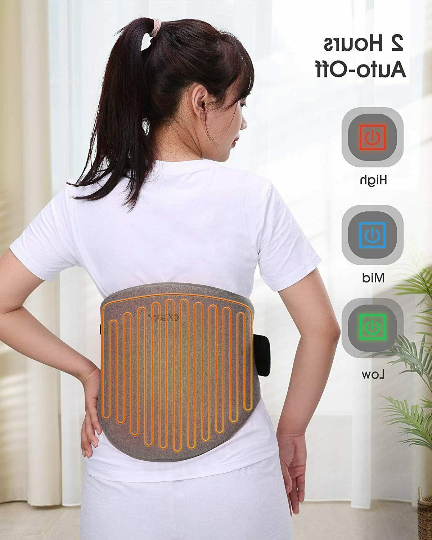 Gasky Heating for Shoulder