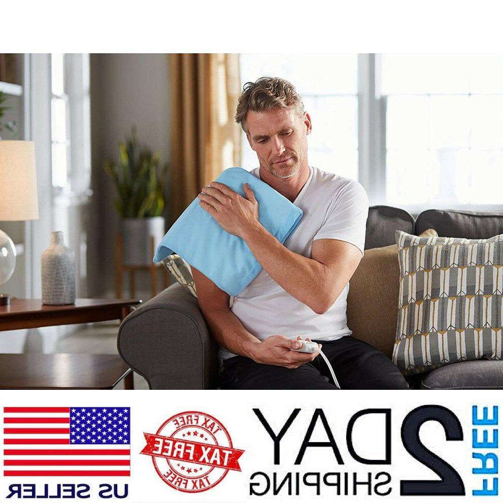 Electric Heating Pad For Relief Moist Therapy