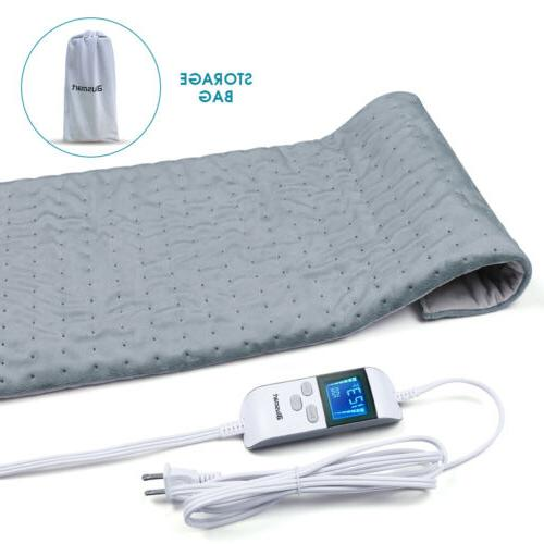 Electric Heating Pad For Shoulder Neck Legs Feet Pain Thermal