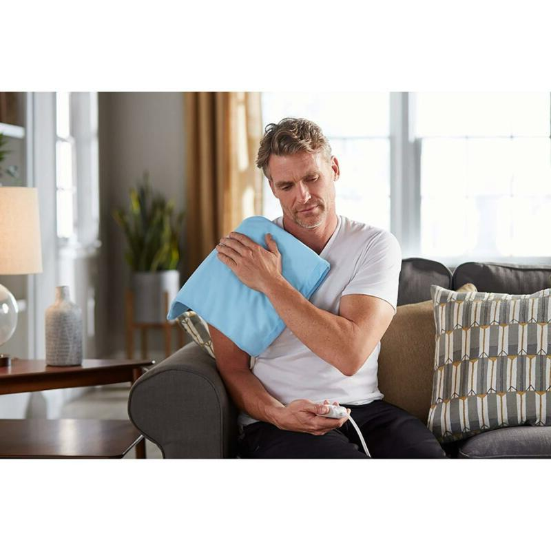 Electric Heating Pad For Shoulder Relief