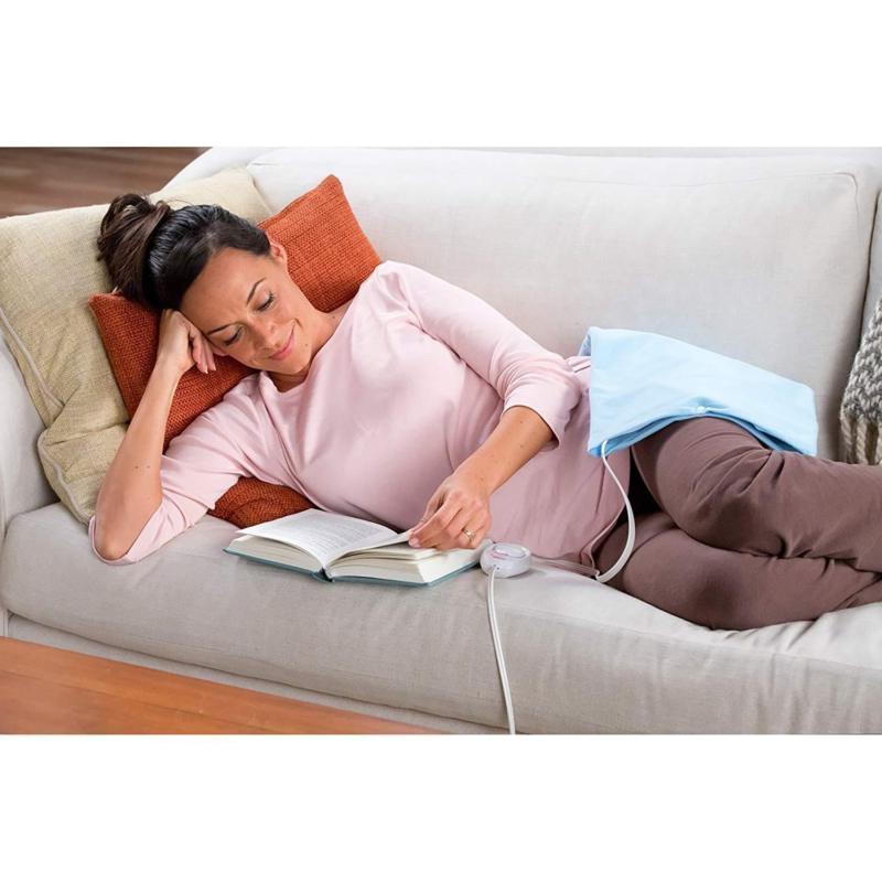 electric heating pad for shoulder neck back