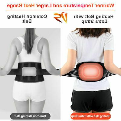 Electric Heating Pad Waist Back 5V Back Pain USA