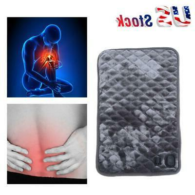 electric heating pad heater warmer mat bed