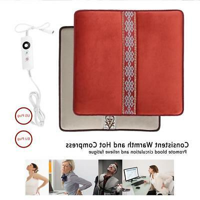 Multi-function Electric Heating Pad Temperature Control Offi