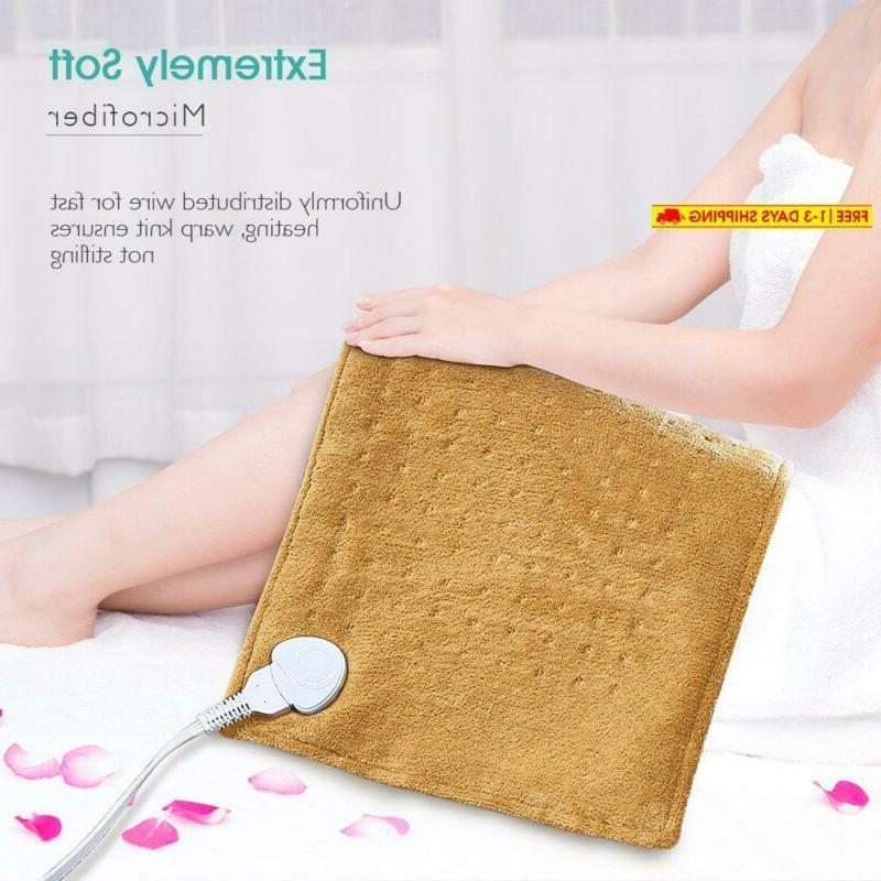 Electric Heating Size Soft Therapy Abdomen,