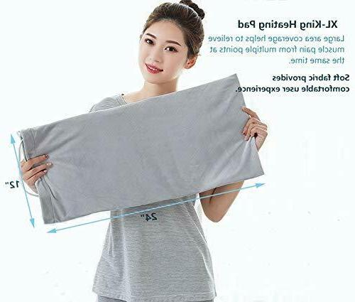 Electric Heating Size XL Shoulder Relief Therapy