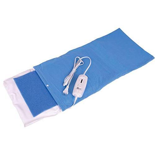electric heating pad moist