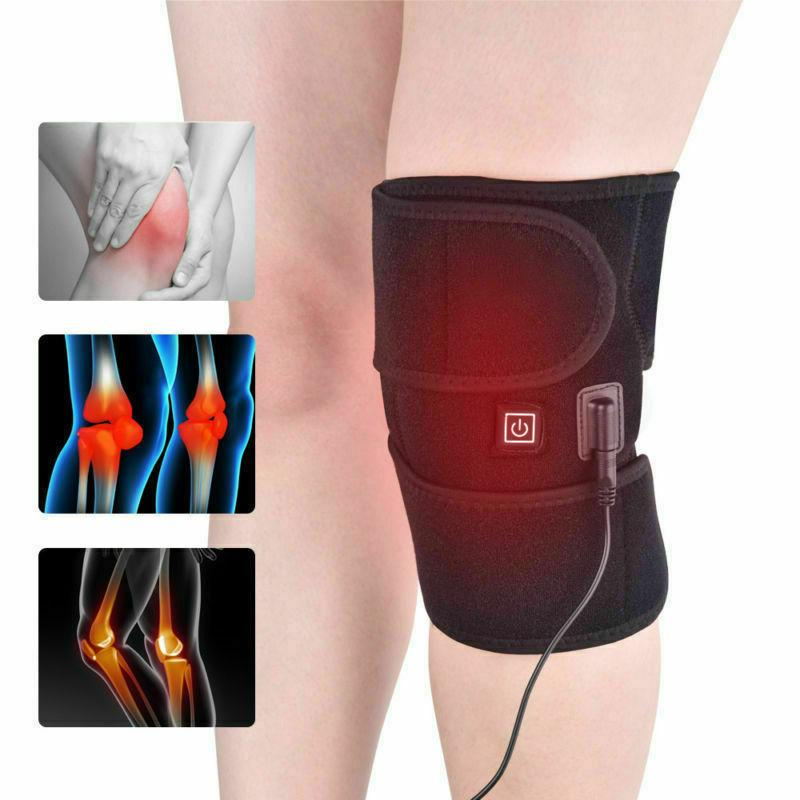 Electric Knee joint Thermal Therapy Pad Relief