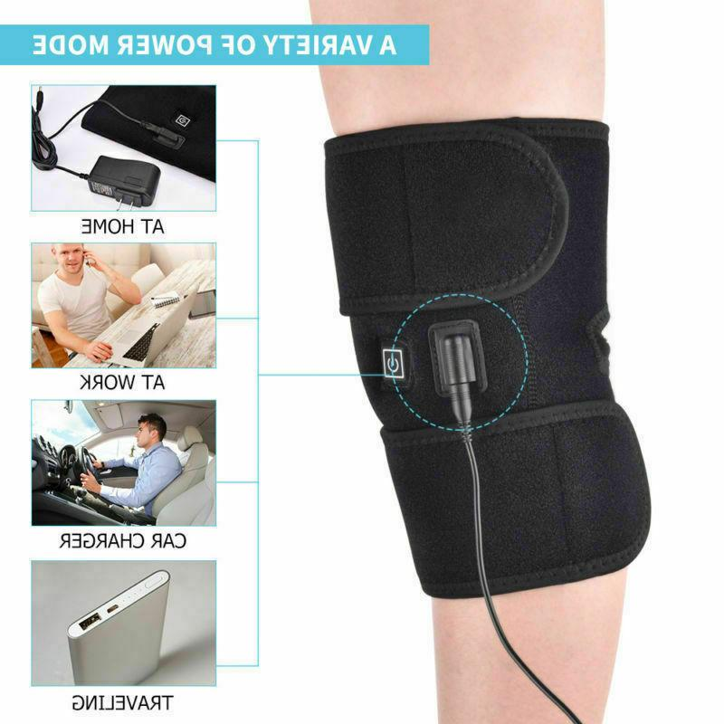 Electric joint Therapy Pad Relief Heating