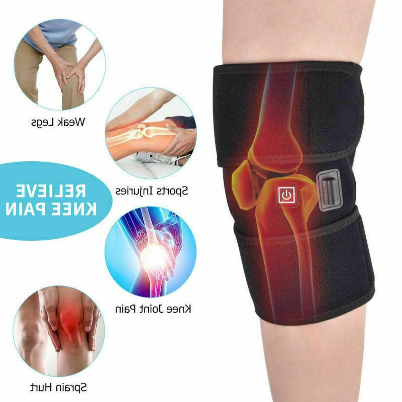 Electric Knee Therapy Relief Heating