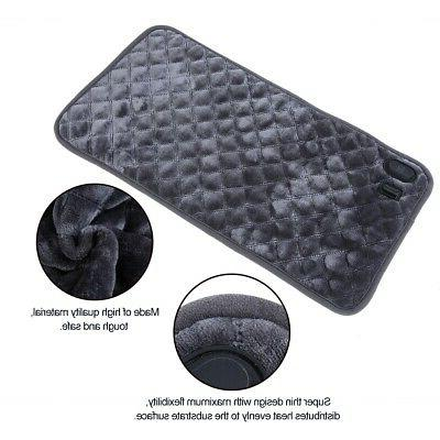 Electric Pad Heater Warmer Bed Blanket Small