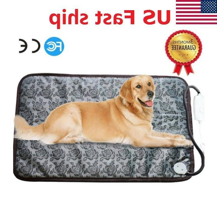 electronic heating pet dog mat pad warm