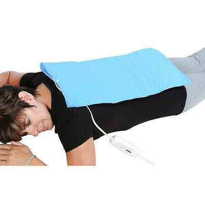 extra large electric heating pad king size