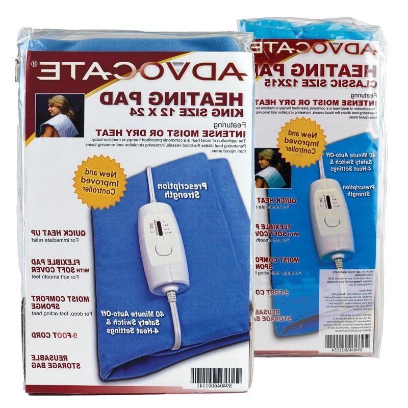 Advocate Size Pad x Dry Heat