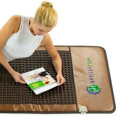 far infrared healing heating pad