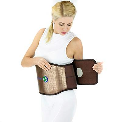 HL HEALTHYLINE Infrared Therapy Belt for Back - Hot