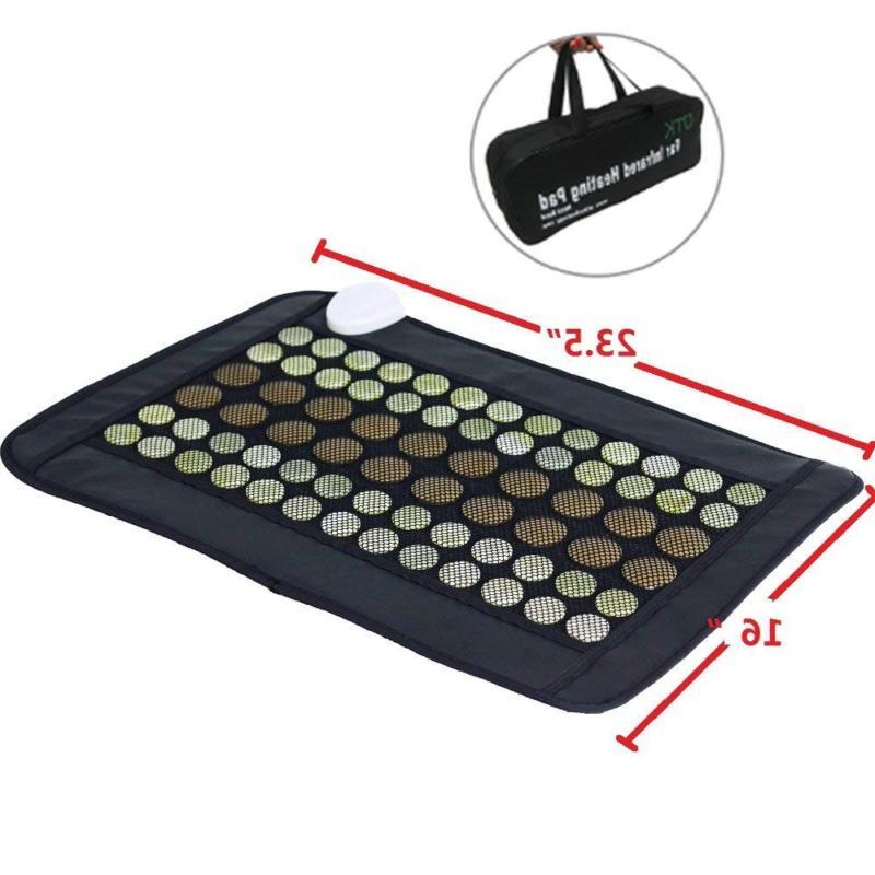 UTK® Infrared Jade Pad Mat Relief