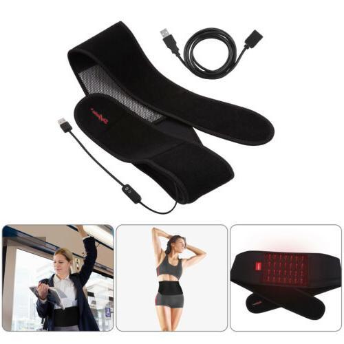 far infrared waist electric heating pad belt