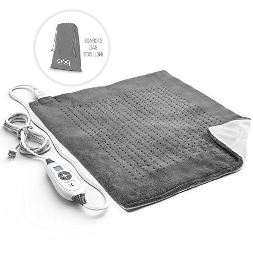 fast heating electric heating pad 20 x