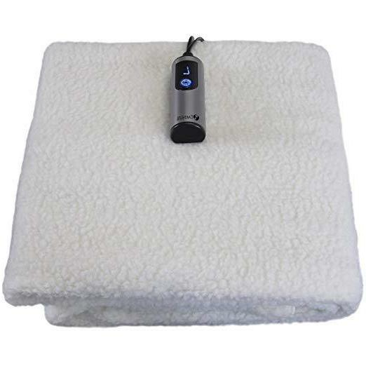 fleece pad massage table warmer heating dual